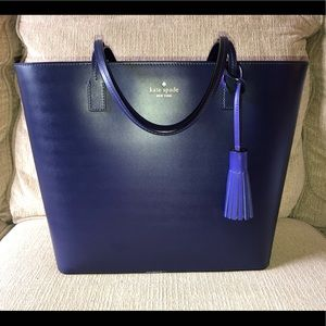 Kate Spade Purse Royal Blue/Navy